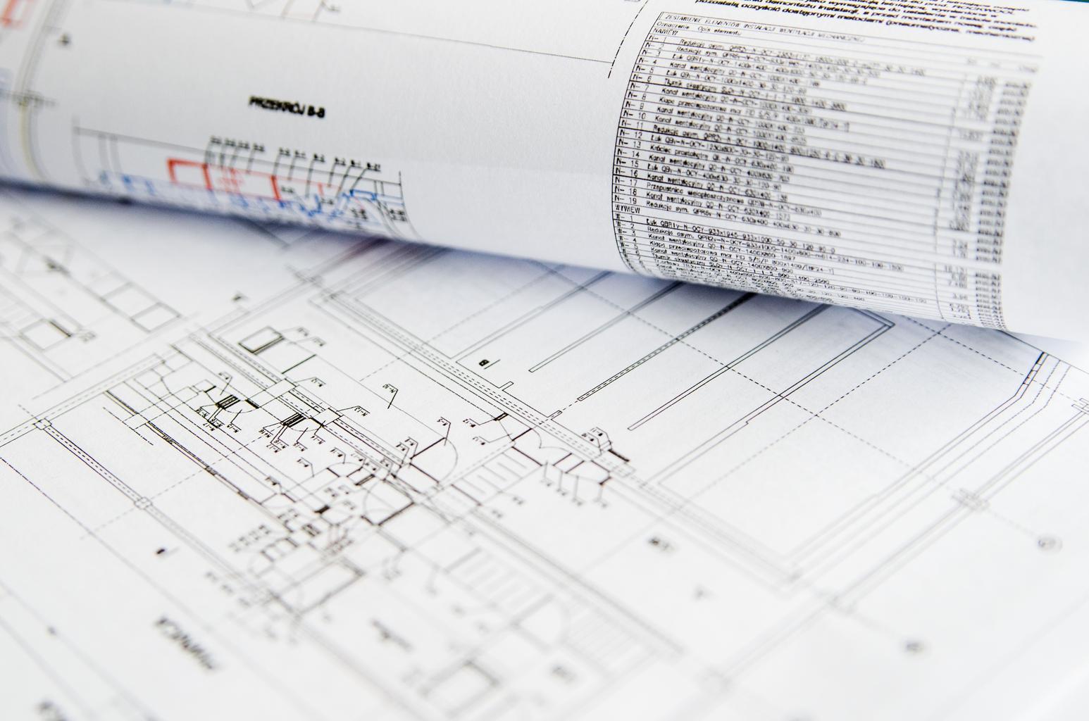 plán architekta